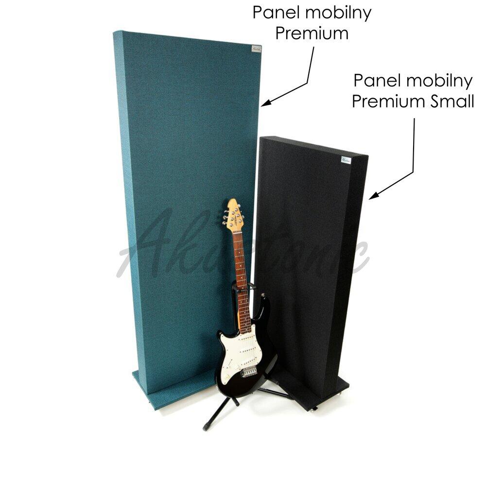 mobilne panele akustyczne